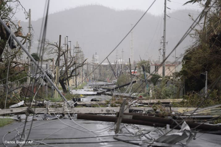 Puerto Rico Changed The Hurricane Maria Death Toll From 64 To Nearly 3,000 People